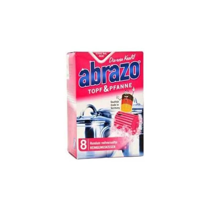 Abrazo - Czyścik do garnków 8 szt