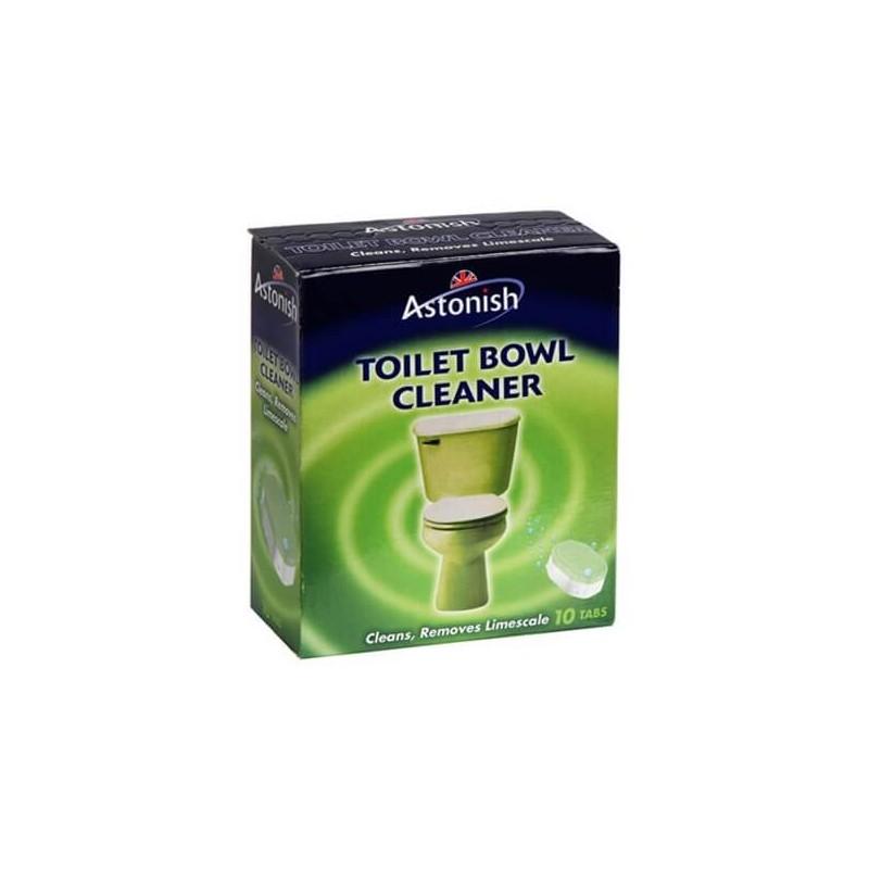 ASTONISH - Tabletki do czyszczenia toalety 10 szt