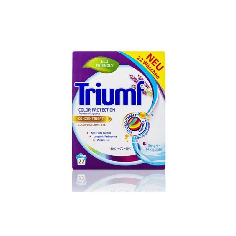 TRIUMF - Proszek do prania Color 1,6kg