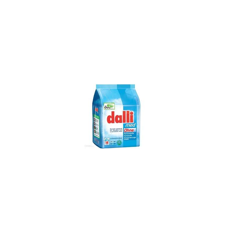 DALLI Med  - Proszek do prania 1,215 kg (18 prań)