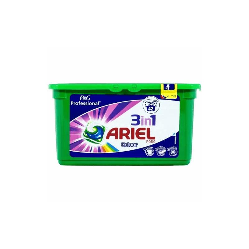 Ariel - Kapsulki do prania Kolor 42 szt