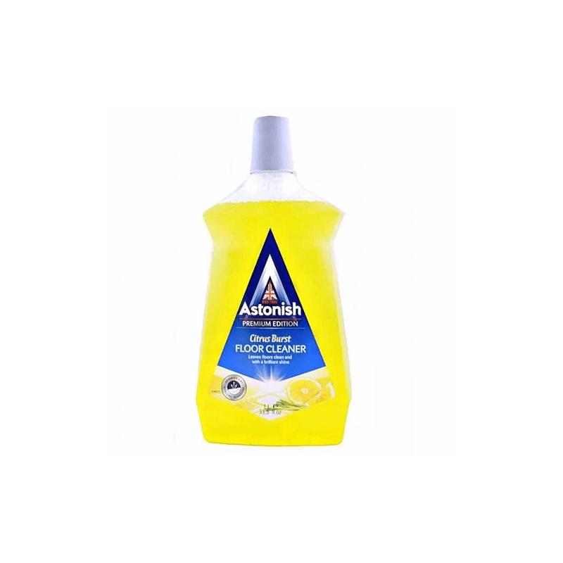 Astonish - Płyn do podlóg cytryna  1 l
