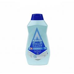 Astonish Cream Cleaner 500 ml Mleczko czyszczące z wybielaczem