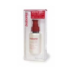 Babaria – 100% naturalny olejek do twarzy z róży piżmowej 50 ml