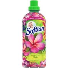 Softlan z Olejkami Eterycznymi 650 ml tropikalny ogród