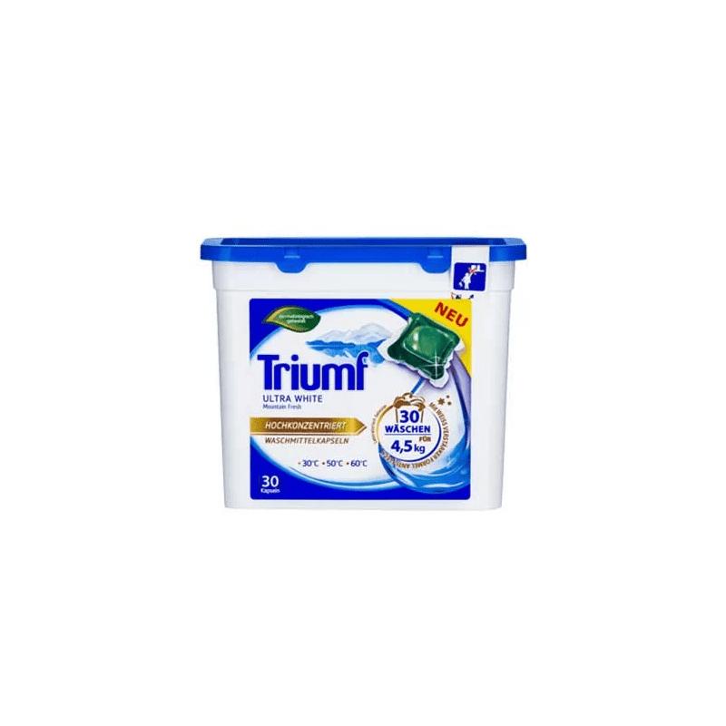 Triumf - Kapsułki do prania do bieli 30 szt.