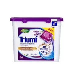 Triumf - Kapsułki do prania do koloru 30 szt.