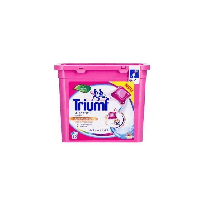 Triumf - Kapsułki do prania Sport 30 szt.