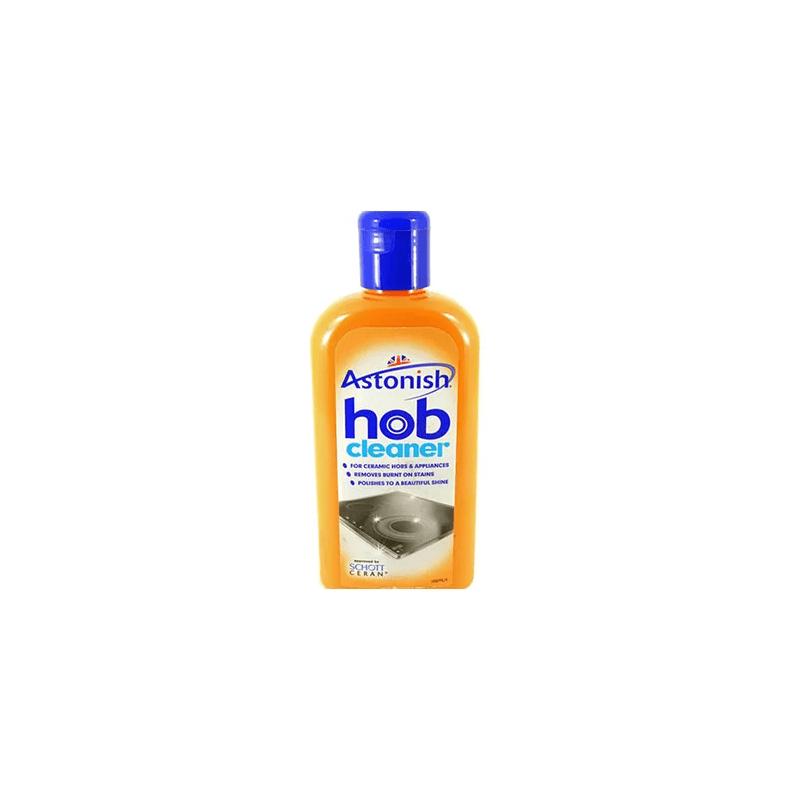 Astonish Pro Hob Mleczko - Płyn do czyszczenia płyt ceramicznych 235 ml