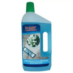D-LUX Podłogi nabłyszczający - Płyn do mycia podłóg 1 l