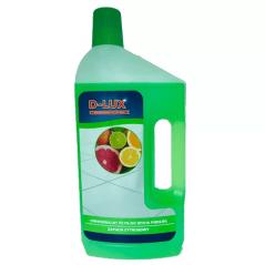D-LUX Podłogi bez smug - Płyn do mycia podłóg 1L