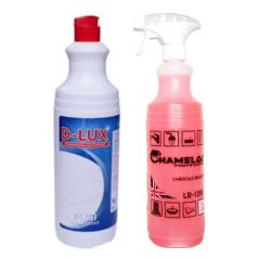 Zestaw D-LUX Fuga + Chameloo Odkamieniacz