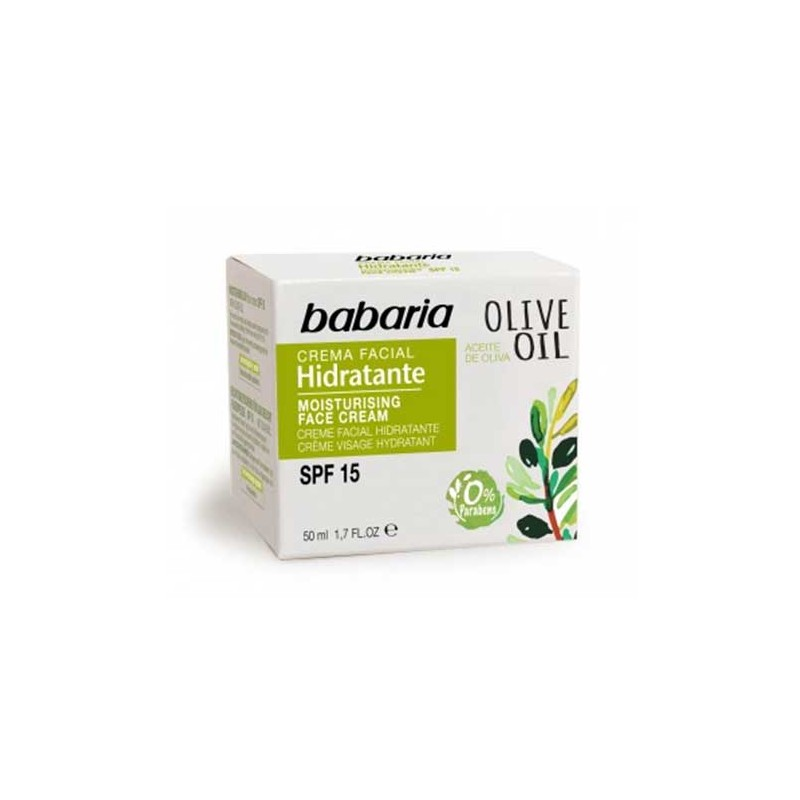 Babaria – Krem z oliwy z oliwek na dzień 50 ml