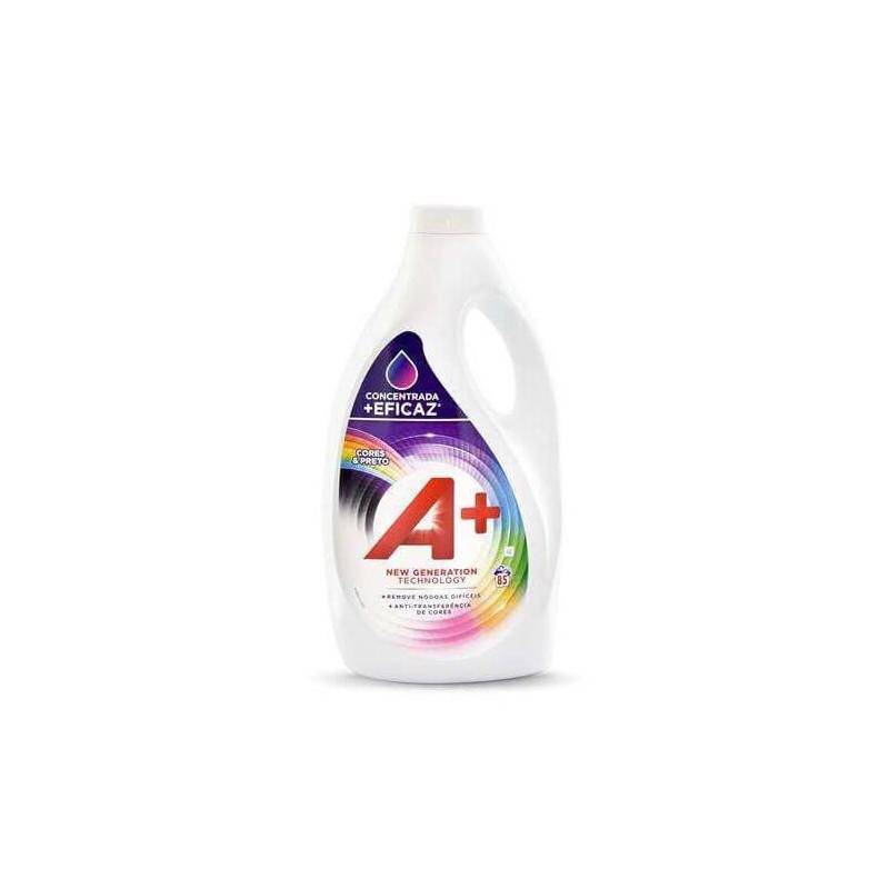 A+ - Żel do prania kolor 4,25 L