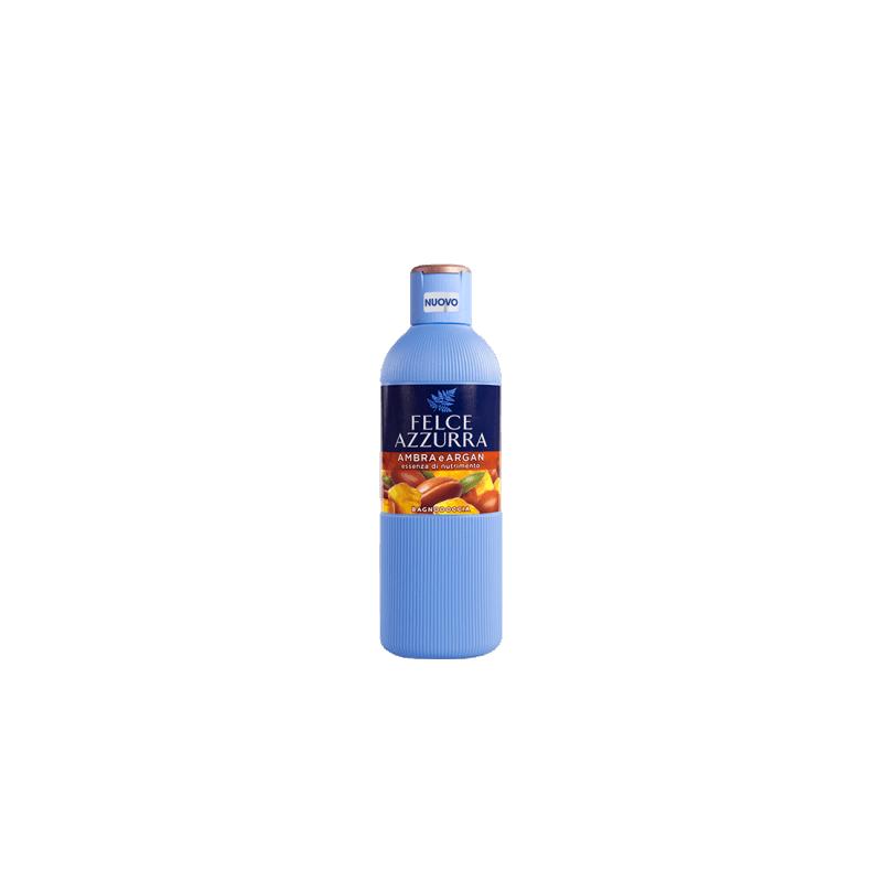 Felce Azzurra - Żel do mycia ciała Amber & Argan 650 ml