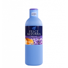 Felce Azzurra - Żel do mycia ciała Honey & Lavenda 650 ml