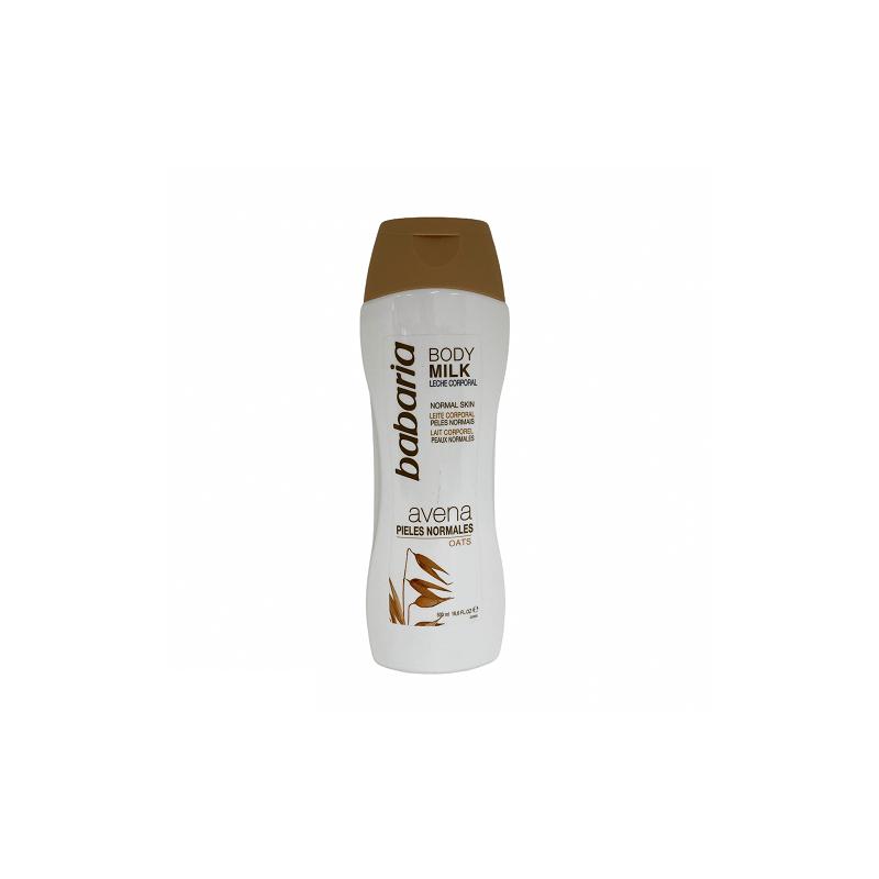 Babaria - Mleczko z owsem 500 ml