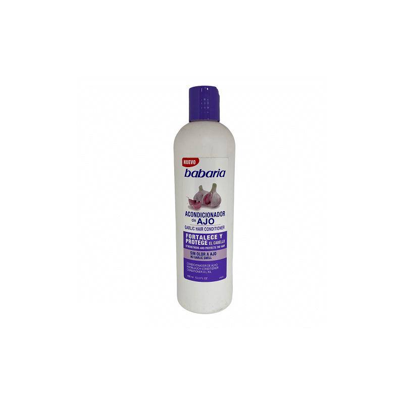 Babaria - Odżywka czosnkowa 400 ml