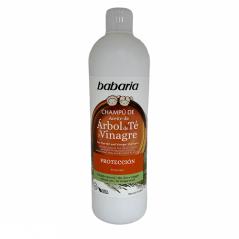 Babaria - Szampon z ekstraktem octu quassia 600 ml