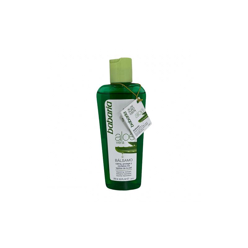 Babaria - Balsam naprawczy 100% czystego aloesu 250 ml