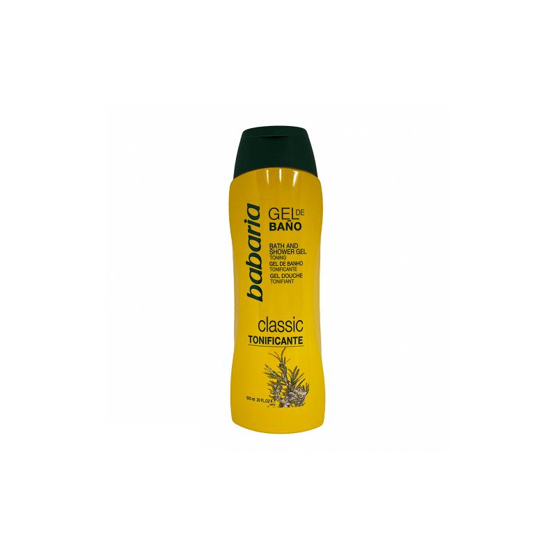 Babaria – Żel tonizujący rozmaryn 600 ml