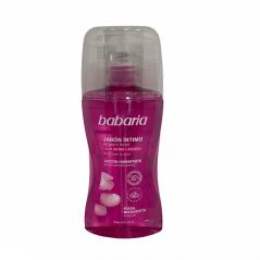 Babaria - Mydło w płynie do higieny intymnej - róża piżmowa 300 ml