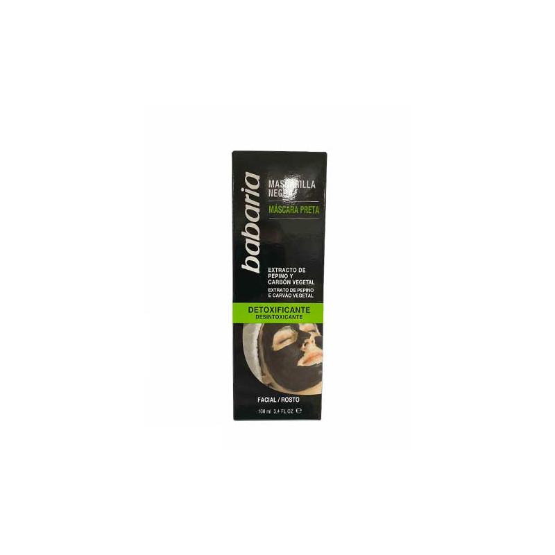 Babaria - Maseczka Detox z Węglem Aktywnym 100 ml