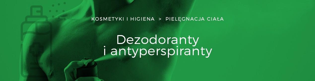 Dezodorant i anyperspiranty