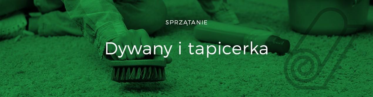 Dywany, Tapicerka
