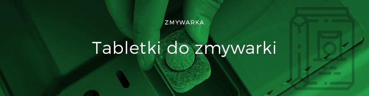 Tabletki do zmywarki
